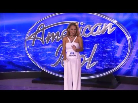 American Idol Audition-  Sara Bareilles Fairytale cover by Poh
