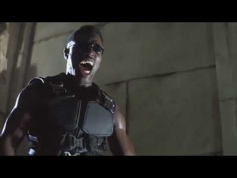 Blade 1998 Beast Mode On Blade Vs Frost !