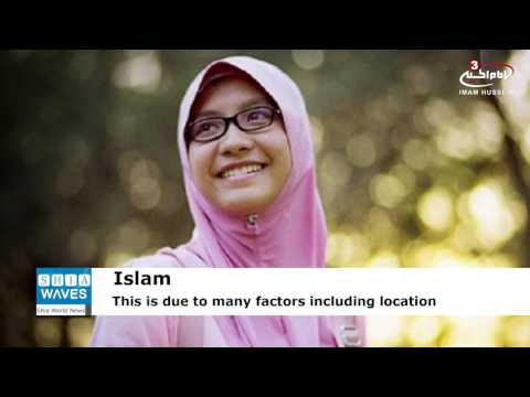 Islam to become world's biggest religion