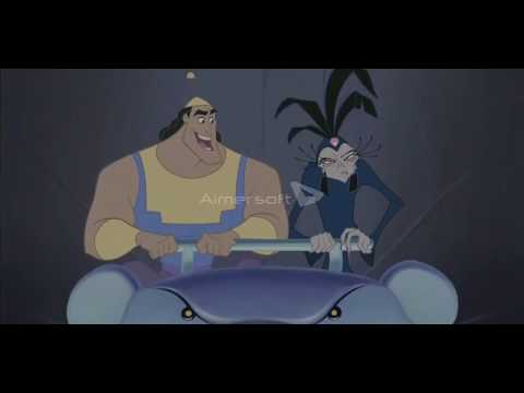Yzma And Kronk Roller Coaster (Crossover)