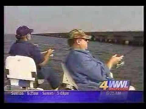 Fishing with the stars john goodman youtube for Fishing with john