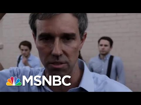Beto O'Rourke Says What All Of Us Are Thinking | Deadline | MSNBC