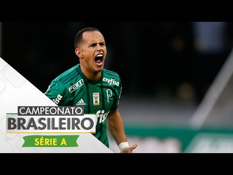 Melhores Momentos - Gols de Ponte Preta 1 x 2 Palmeiras - Campeonato Brasileiro (25/06/2017)