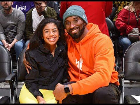 Kobe Bryant and Gianna Maria-Onore Bryant Legends never Die -Maroon5{Memories}