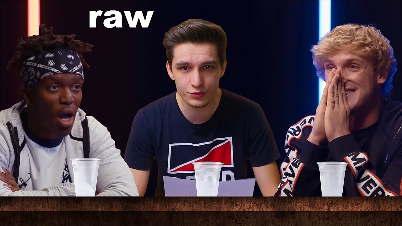 The second press conference in the build up to the YouTube Boxing fight night between KSI and Logan Paul as well as ComedyShortsGamer and Jake Paul has