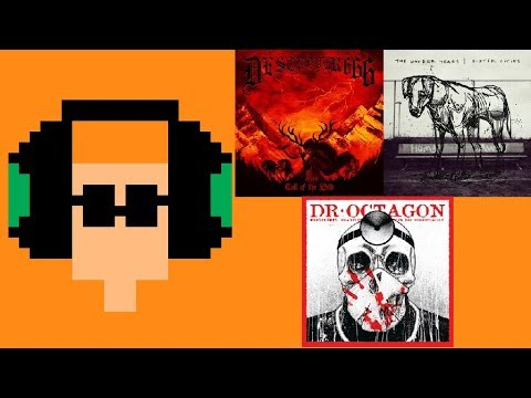 Catch Up Review (Deströyer 666, The Wonder Years, Dr. Octagon)