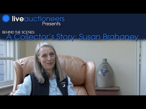 A Collector's Story: Behind the Scenes of Susan Brahaney's Farmhouse Collection