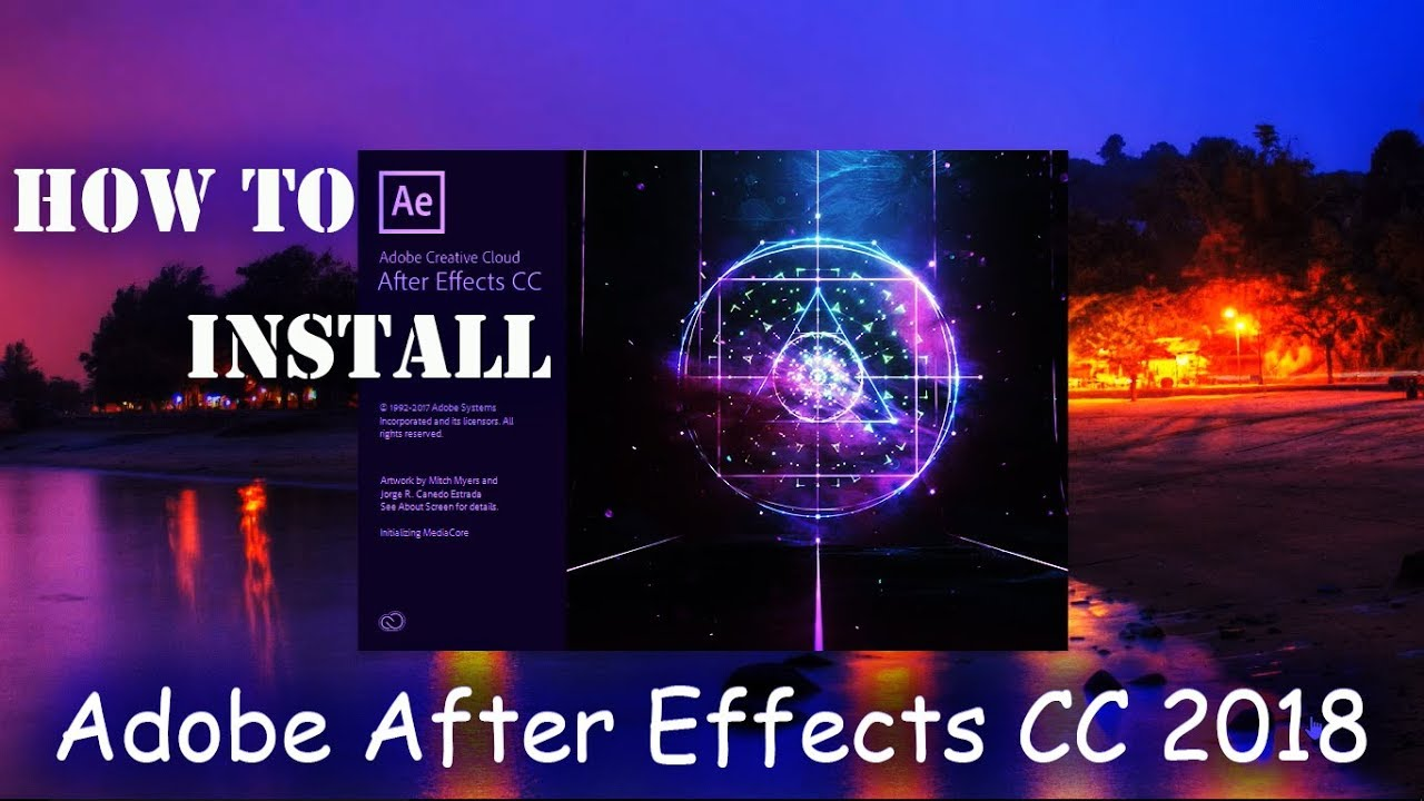 adobe after effects cc 2018 torrent file