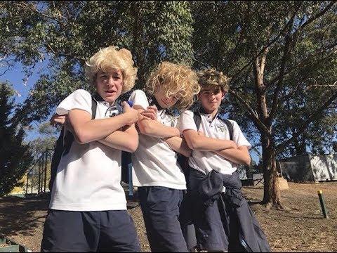 The Blonde Boyz (NOT ORIGINAL)