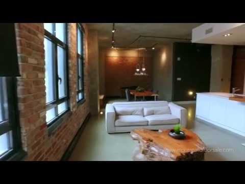 Montreal Loft For Sale - Downtown in Historical Southam Building