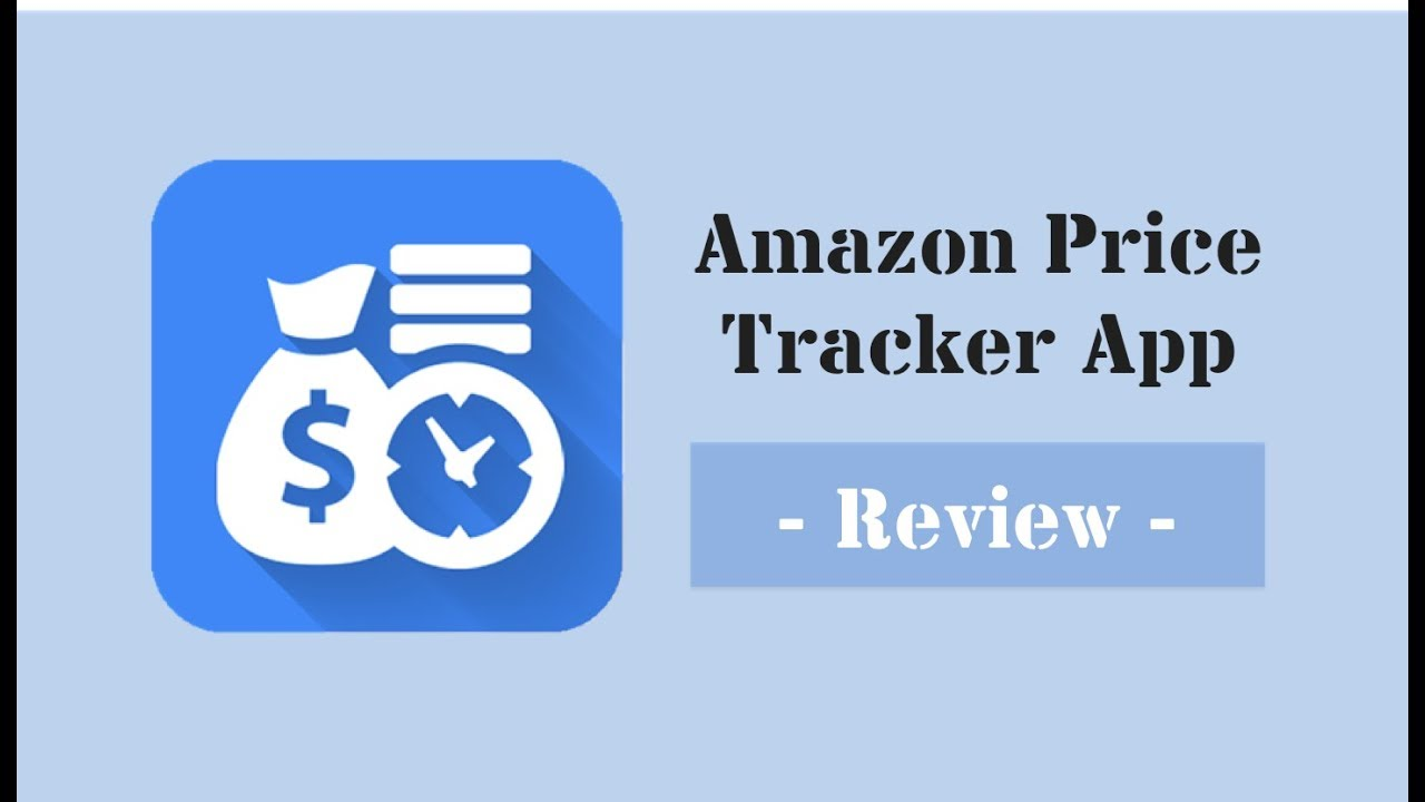 amazon price tracker app
