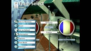 UEFA Euro 2000 Gameplay PC - Danu