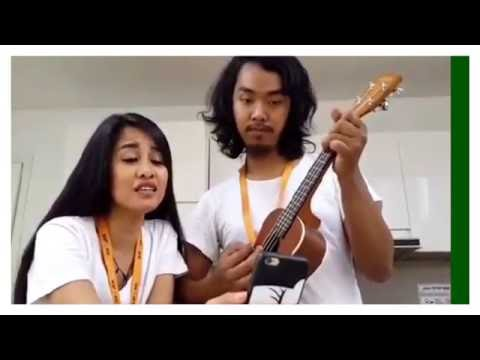 Jatuh Hati - Dodit Mulyanto Feat Chika Waode | Cover