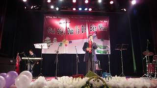Cánh bướm vườn xuân - Harmonica Tòng Sơn (màn ăn chuối thổi harmonica của nghệ sỹ Tòng Sơn)