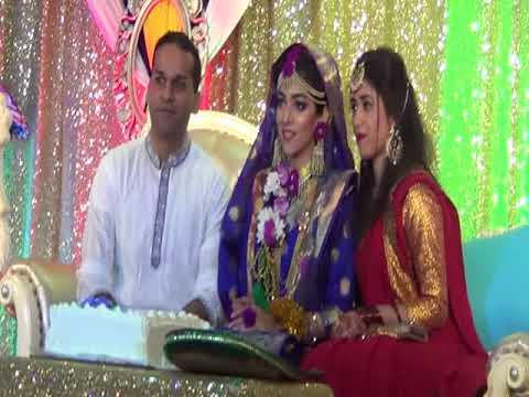 WEDDING OF RAGIB AND SHOBNAM