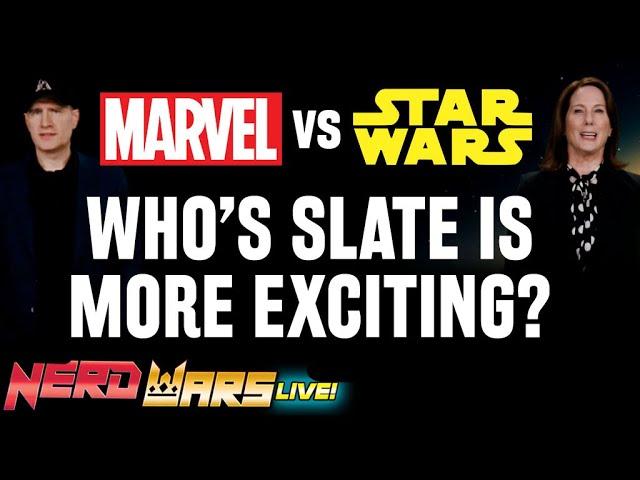 Marvel vs Star Wars: Who Won Disney Investor Day & Did Lightyear Diss Tim Allen? - Nerd Wars!