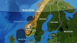 Norway's Geographic Challenge