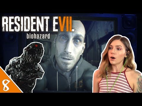 Lucas Wants to Play! | Resident Evil 7 Pt. 8 | Marz Plays