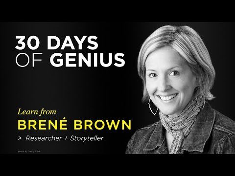 Brené Brown on CreativeLive | Chase Jarvis LIVE | ChaseJarvis