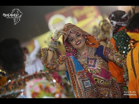 Thanganat Navratri Day 1 Part 5 Garba HD Video By Layer Studio