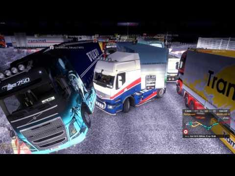 Euro Truck Simulator 2 report 2