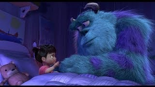 Conmovedor Adiós Escena - Monsters Inc (Boo & Kitty)