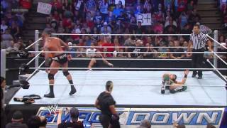 The Miz vs. Randy Orton: WWE SmackDown, August 30, 2013