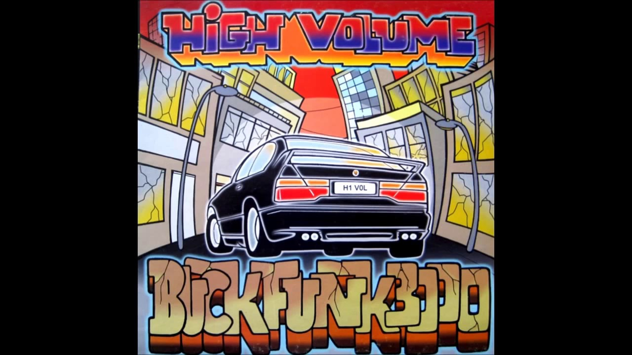 buckfunk 3000 high volume s