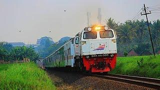 Indonesian Railway Collection (Kompilasi Video Kereta Api)