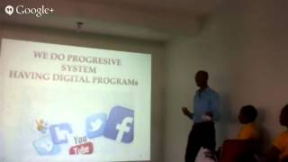 Network Marketing Presentation at COATH Education Center, Haiti (Session2)