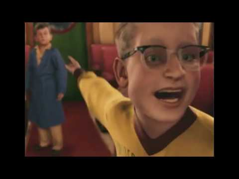 The polar express hot chocolate song but chocolate is replaced with applying the emergency break