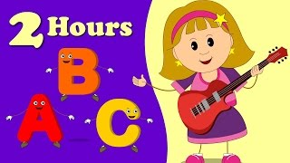 Phonics Song with TWO Words A For Apple ABC Alphabet Songs with Sounds for Children 2016