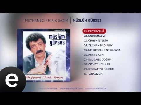 Meyhaneci (Müslüm Gürses) Official Audio #meyhaneci #müslümgürses
