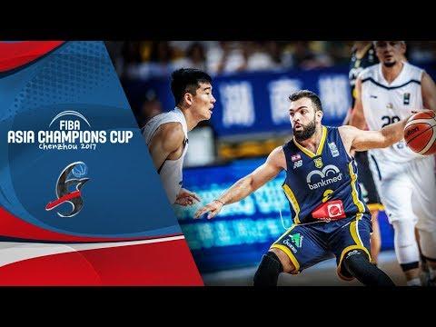 China Kashgar (CHN) v Al Riyadi (LBN) - Full Game - FIBA Asia Champions Cup 2017