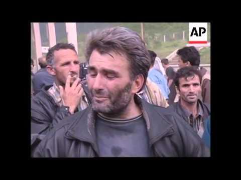 ALBANIA: MEN RELEASED FROM SERBIAN PRISON LATEST