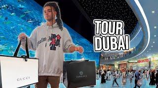 Fomos ao MAIOR Shopping do Dubai (Tour)