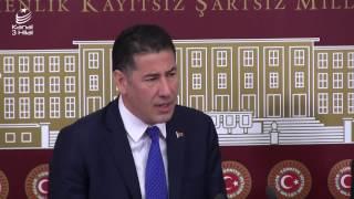 Sinan Oğan ve Ümit Özdağ'ın TBMM'de Yozgat saldırısı ile ilgili basın toplantısı videosu