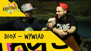 Diox – wywiad dla This Is Backstage TV