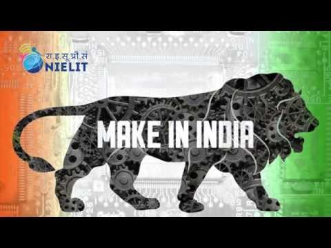NIELIT (National Institute of Electronics & Information Technology)