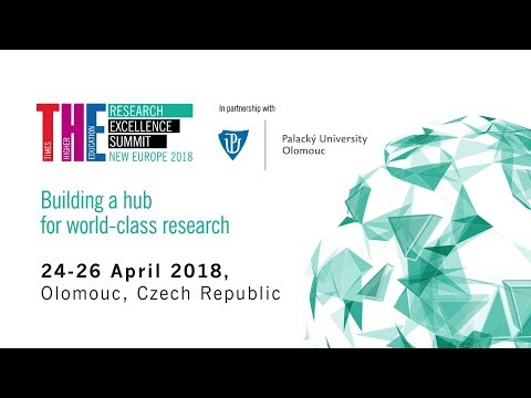 Highlights from THE's Research Excellence Summit: New Europe 2018