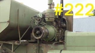 222# Życie zwyczajnego rolnika - Pokaz przystawki silnika Perkins T6.354 w kombajnie