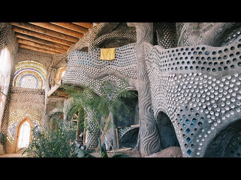 Earthships - New Mexico True Stories