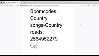 Boombox codes Country songs for ROBLOX - New Country Music 2021 - Newest Released Country Songs 2021 (Latest Country Playlist)