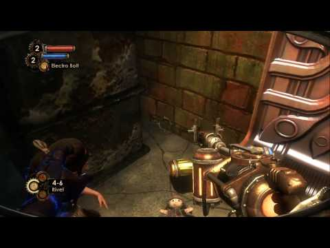 BioShock 2 - Harvest or Save Little Sister Gameplay | HD