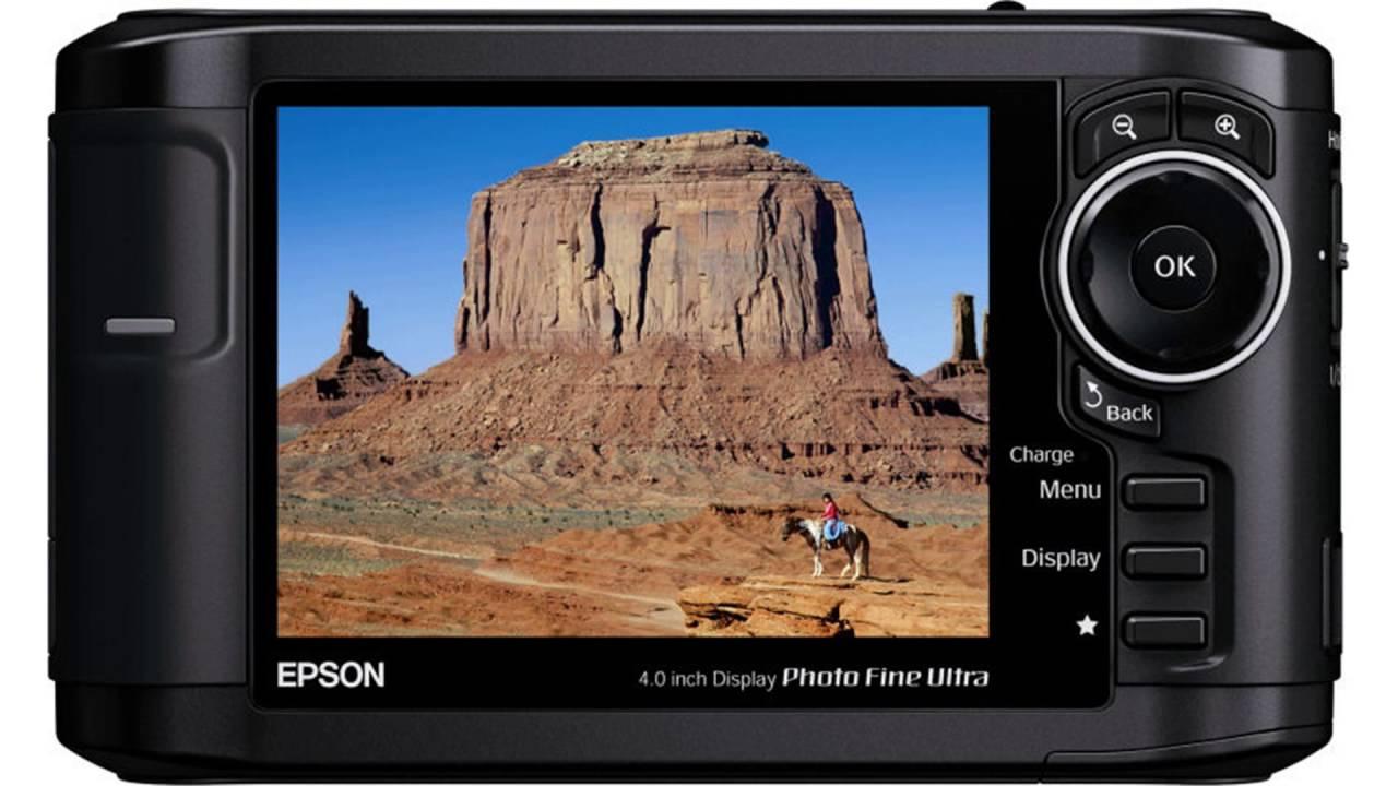 Epson P-7000 Multimedia Storage Viewer Descargar Controlador
