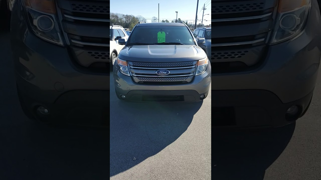 jorge's 2011 ford explorer limited  youtube