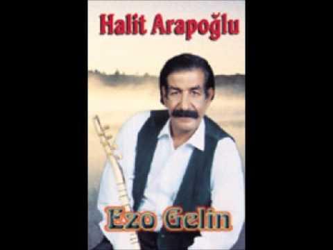 Halit Arapoğlu - Uzun İnce Bir Yoldayım (Deka Müzik)