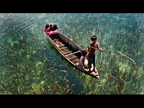 10 Самых Необычных Озер в Мире