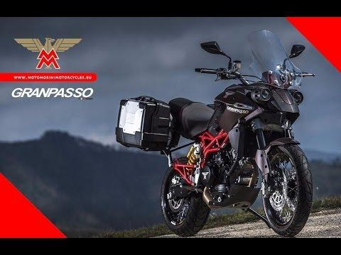 moto morini granpasso 1200 storia di una moto made in. Black Bedroom Furniture Sets. Home Design Ideas