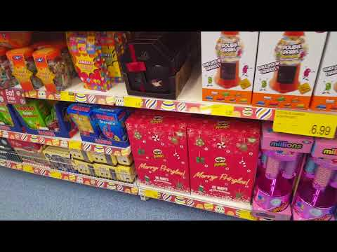 Shop with me* quick look around b&m